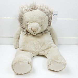 Pottery Barn kids or baby Jumbo Lion Critter Plush